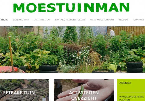Website-Moestuinman