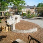 groen schoolplein regenboog maassluis 3